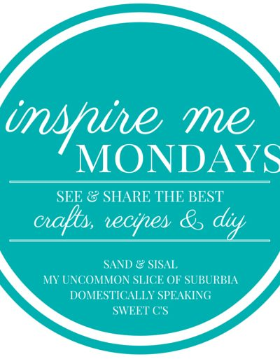 inspire-me-mondays Link party logo