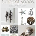 Coastal Cabinet Knobs and Pulls