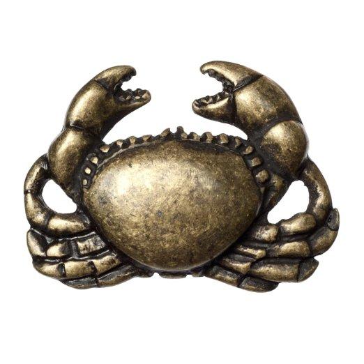 Crab Cabinet Knob