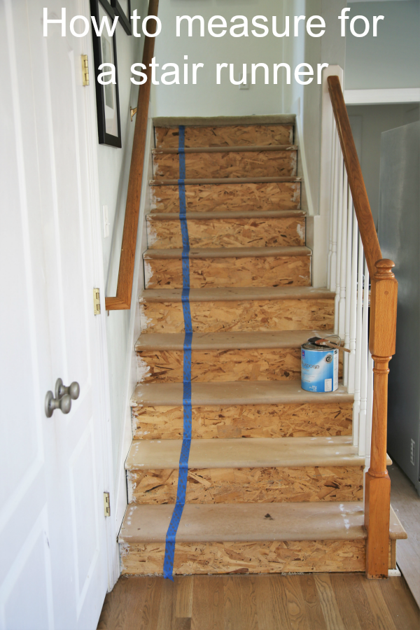 How to Measure for a Stair Runner