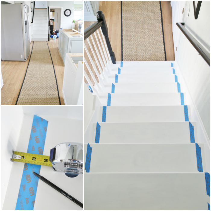 Installing A Seagrass Stair Runner