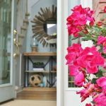 4 ways to create a welcoming entryway or foyer
