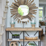 Affordable, Fabulous Driftwood Mirrors