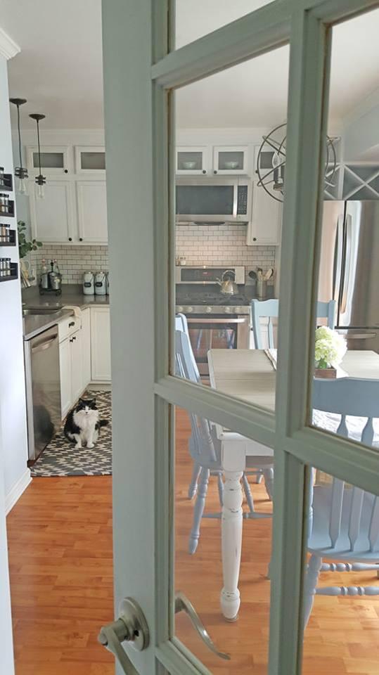 Kitchen Makeover Honeycomb Home
