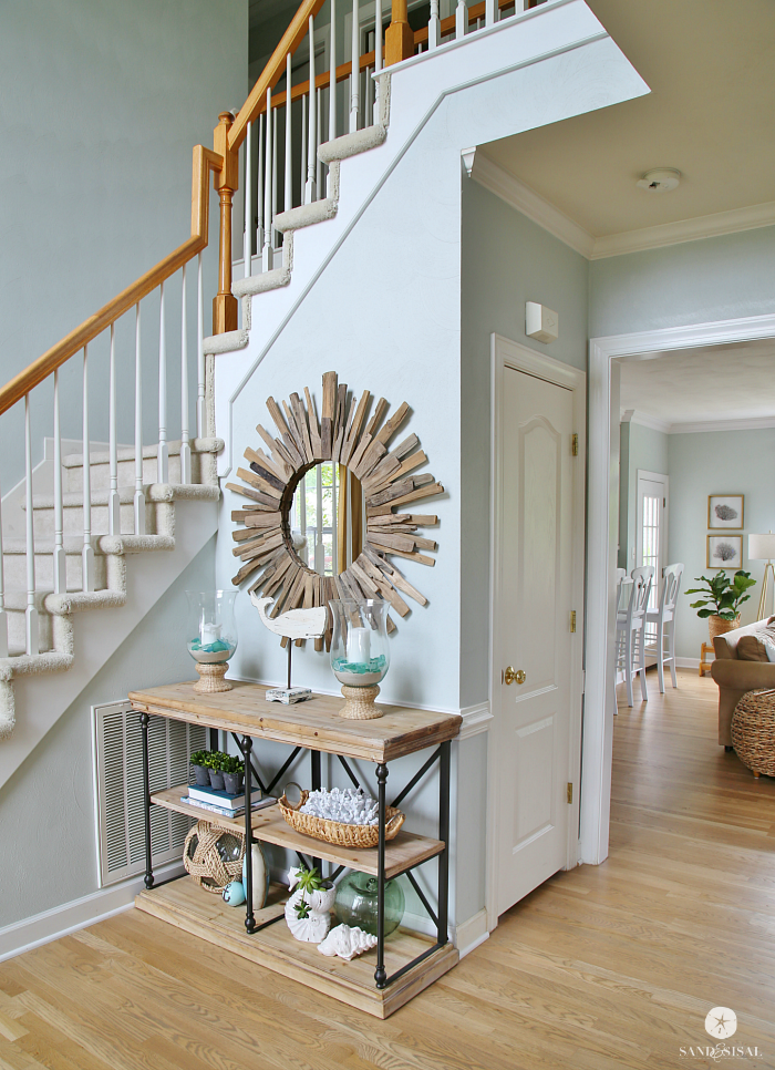 Simple Steps to Create a Welcoming Entryway - Coastal Home