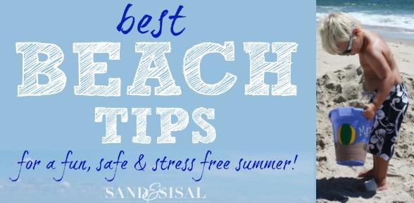 Beach Tips - slide