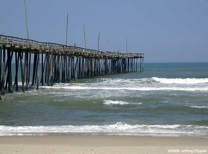 Best beach tips for a fun safe and stress free summer for Carolina beach fishing pier