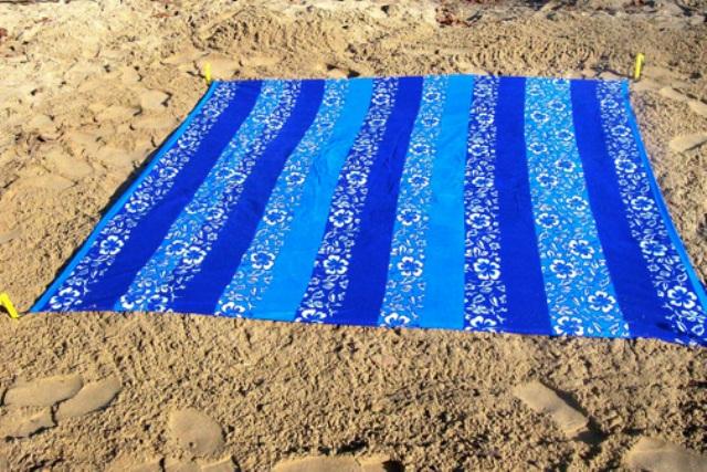 beach-sheet - Best beach tips