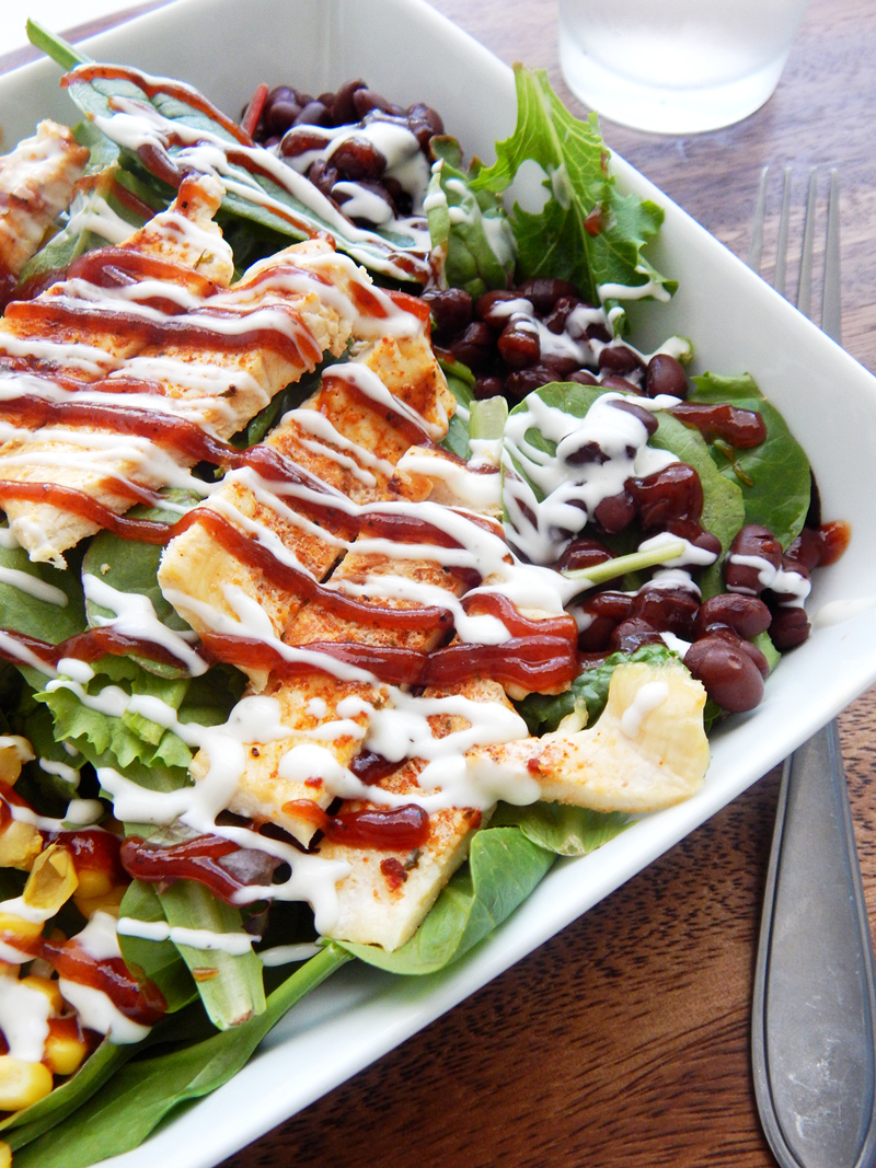 southwest chicken salad recipes