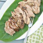Succulent Slow Cooker Kalua Pork