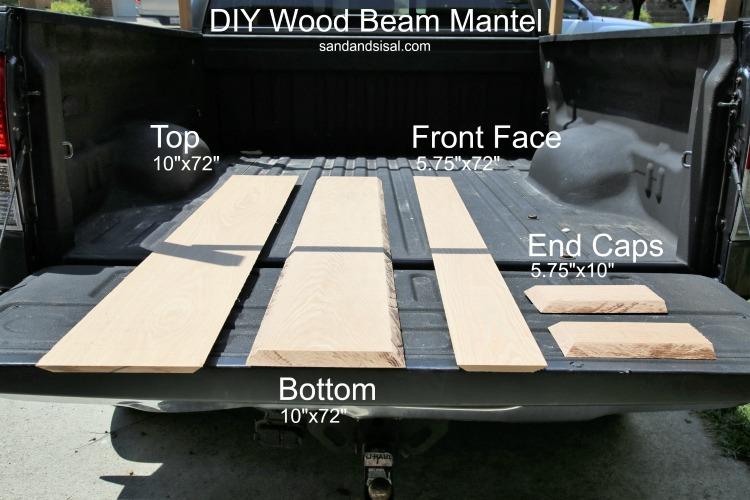 Diy Wood Box Beams