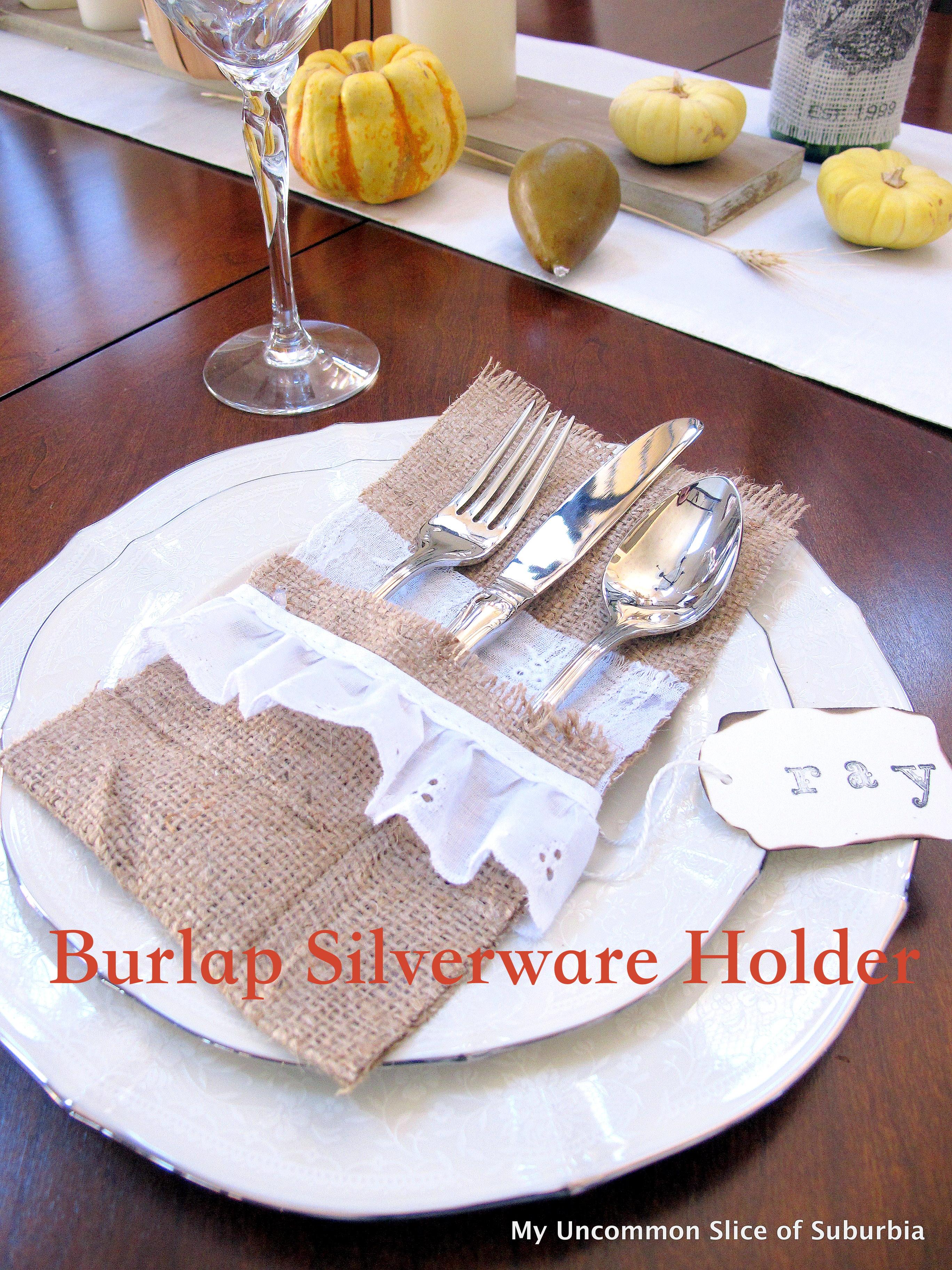 diy-burlap-silverware-holder