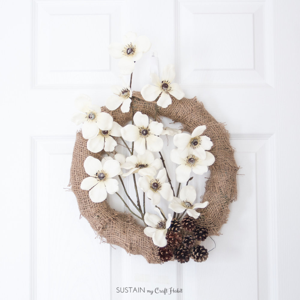 Beautiful burlap fall decorating ideas sand and sisal