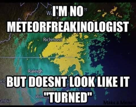 Hurricane Matthew's Path