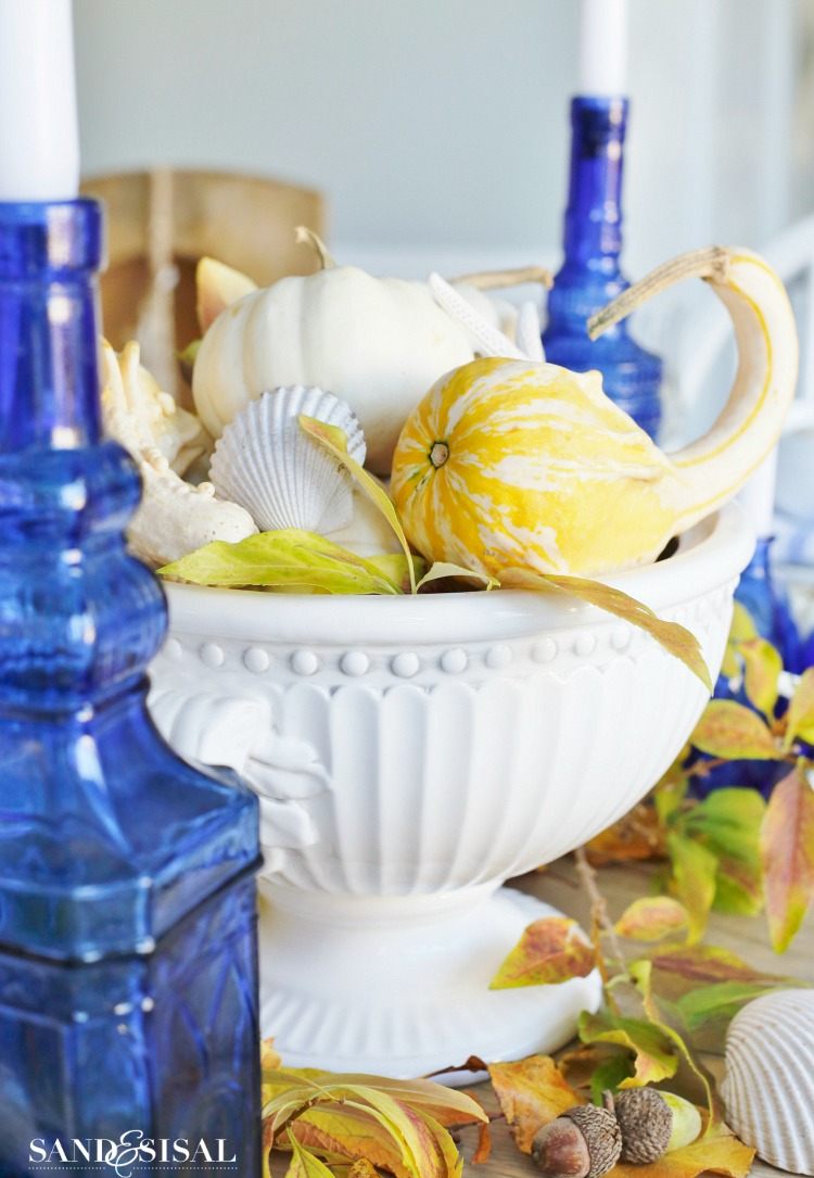blue-and-white-fall-coastal-centerpiece