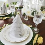 Christmas Dinner Tablesetting Ideas