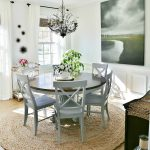 Coastal Dining Room Makeover – The Reveal