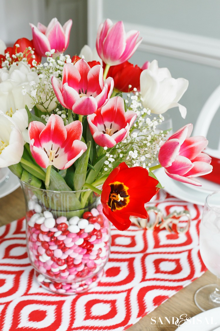 Valentine's Day Tulip Bouquet