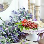 For the Love of Lavendar – Fabulous Faux Florals