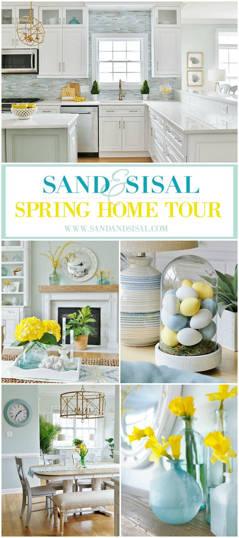 Sand & Sisal Spring Home Tour