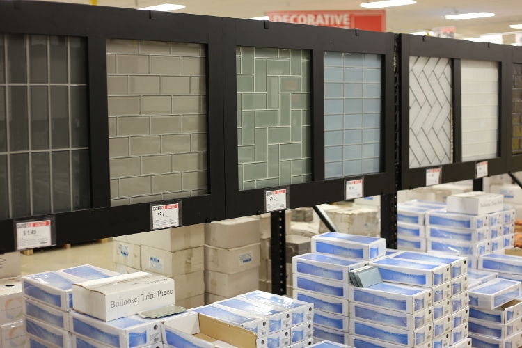 glass subway tiles