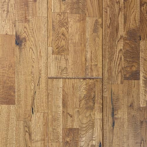 Heritage Oak Solid Hardwood