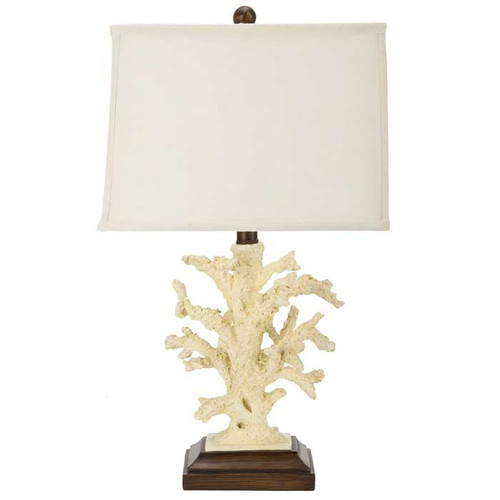 white-coral-lamp