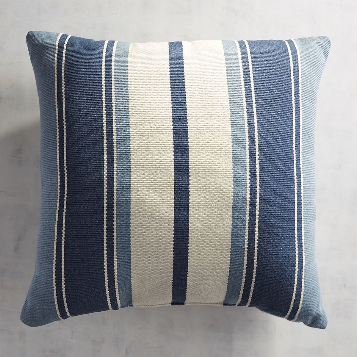 woven-striped-pillow