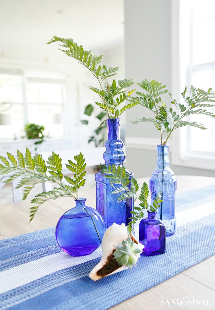 Easy Summer Centerpiece