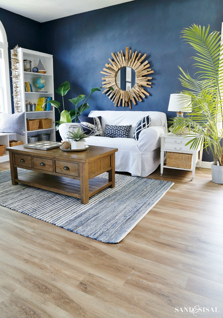 Gorgeous Luxury Vinyl Plank Flooring -