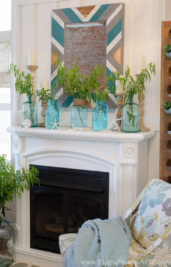 decorating-with-greenery