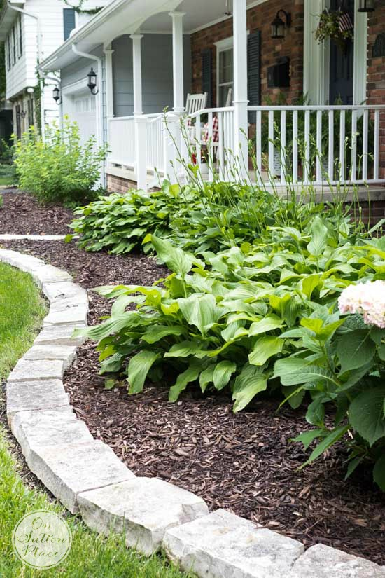 Garden Edging Ideas and the Tools to Help Maintain a ...