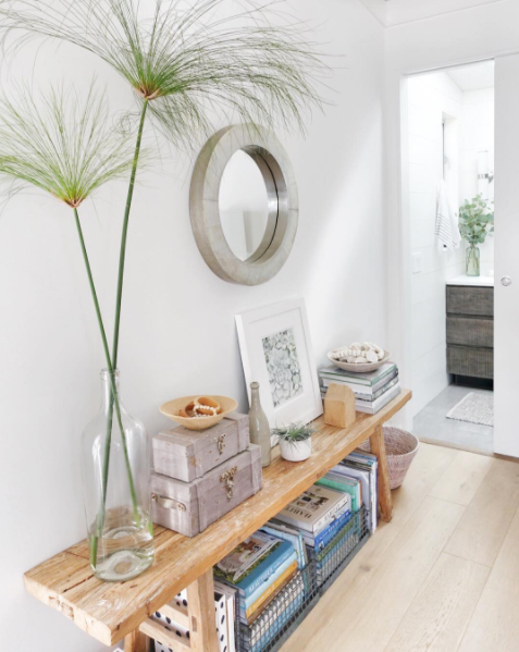 decorating-with-fresh-greenery