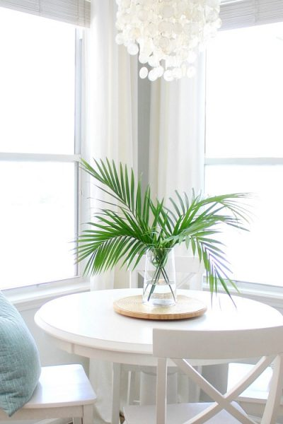 Long Lasting, Easy Decorating with Greenery