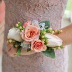 Blush Rose DIY Wrist Corsage