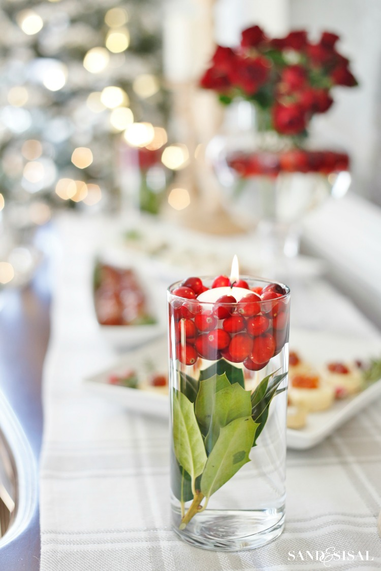 Cranberry Decorating Ideas