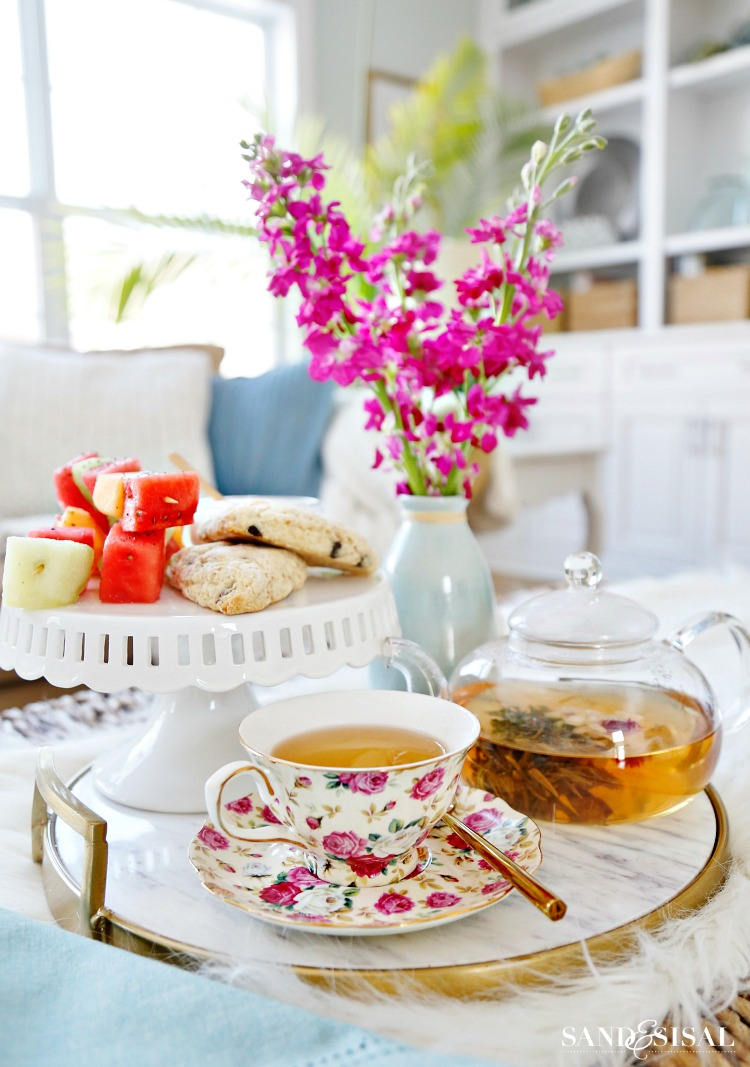 Afternoon Tea - Tea Party Ideas + Recipes