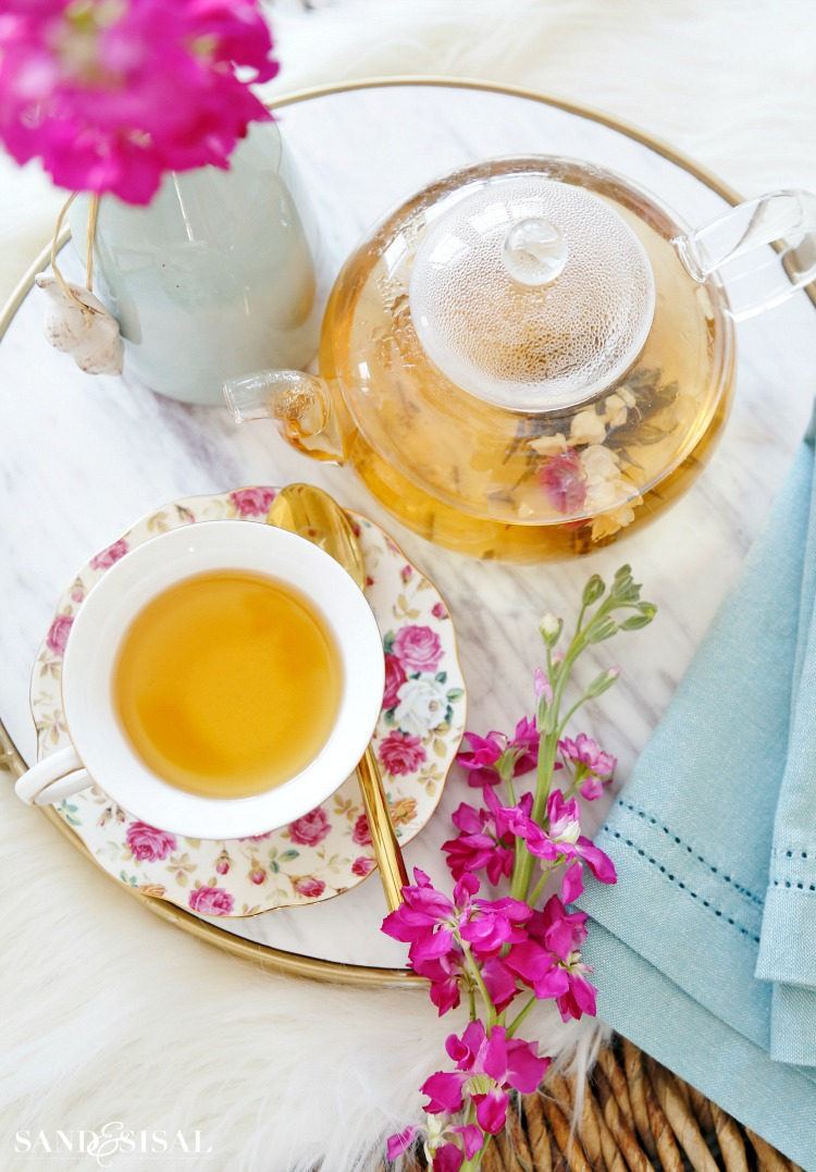 Tea Party Ideas And Recipes National Hot Tea Month
