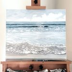 Ocean Paintings Coastal Artist Alison Junda
