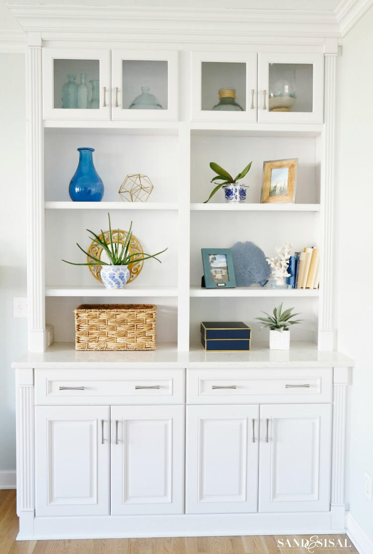 Styling Book Shelves