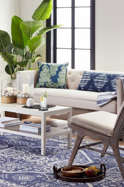 Tropical Casual Coastal Home Decor from Target