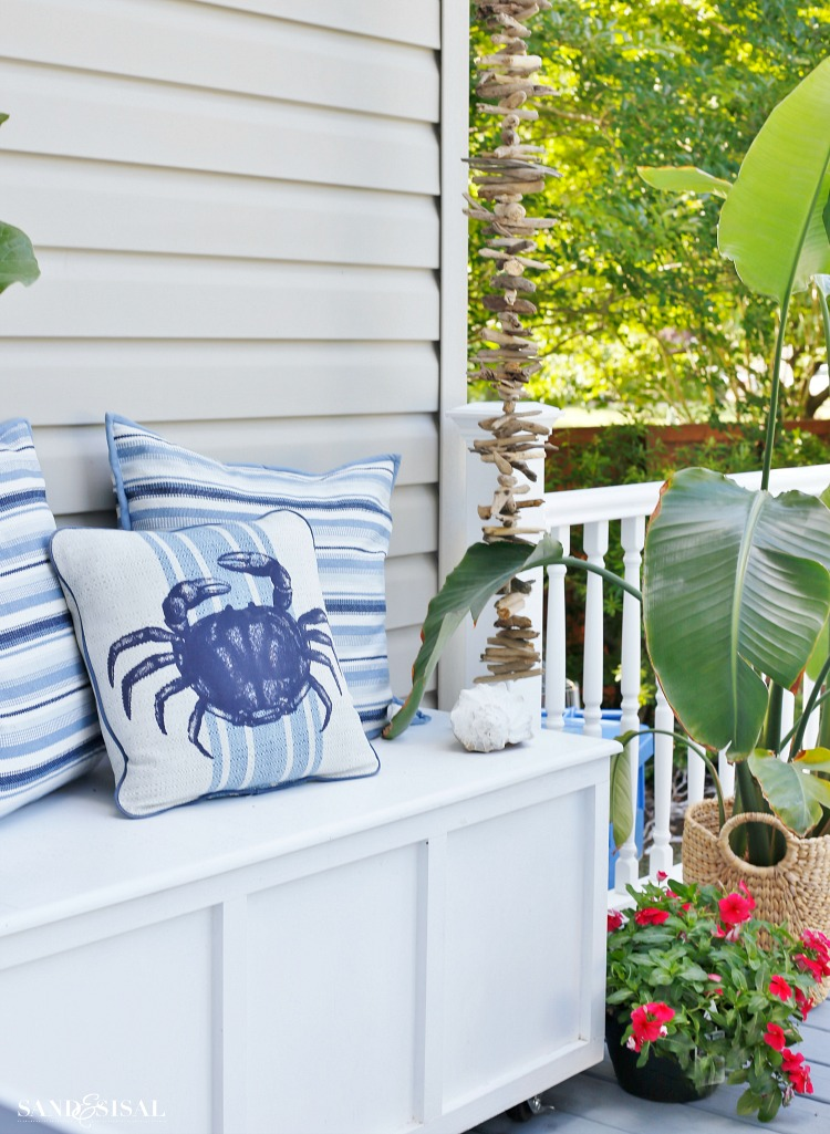 Coastal Outdoor Space