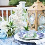 Create a Coastal Outdoor Dining Space