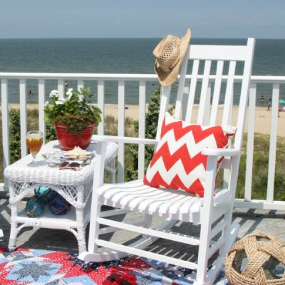 How to Restore Porch Furniture