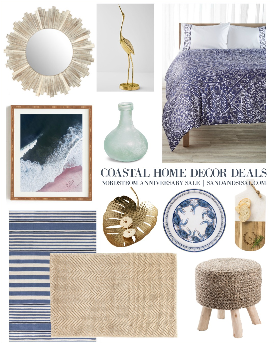 Coastal Home Decor Deals