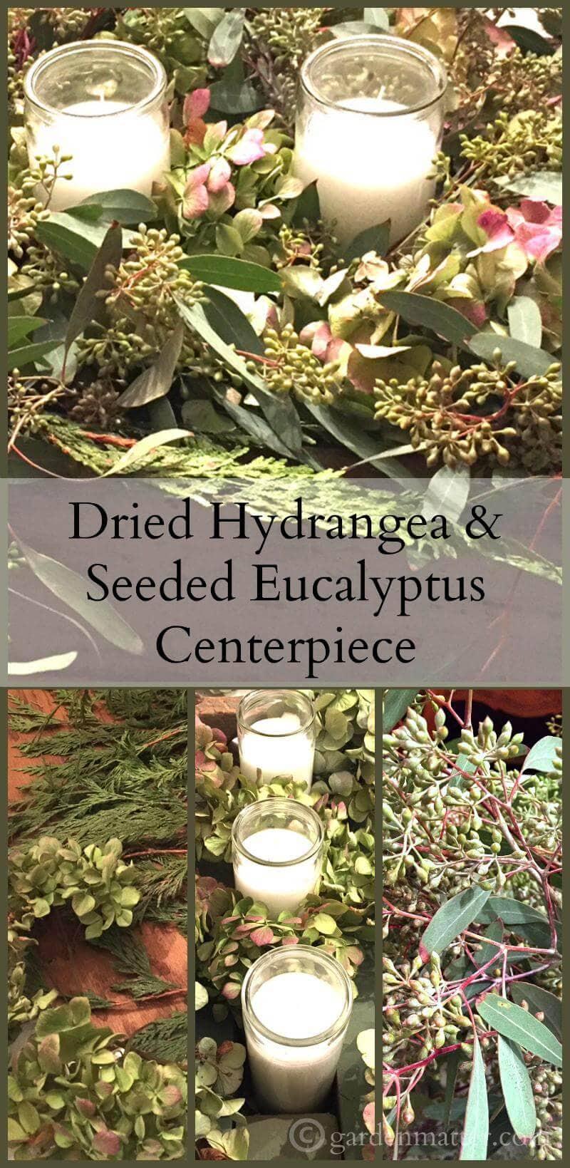 Hydrangea-Seeded-Eucalyptus-Centerpiece-gardenmatter.com_