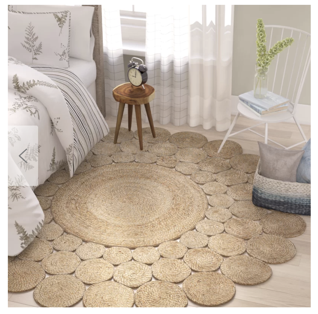 The Best Natural Fiber Rugs For A Coastal Home Sand And