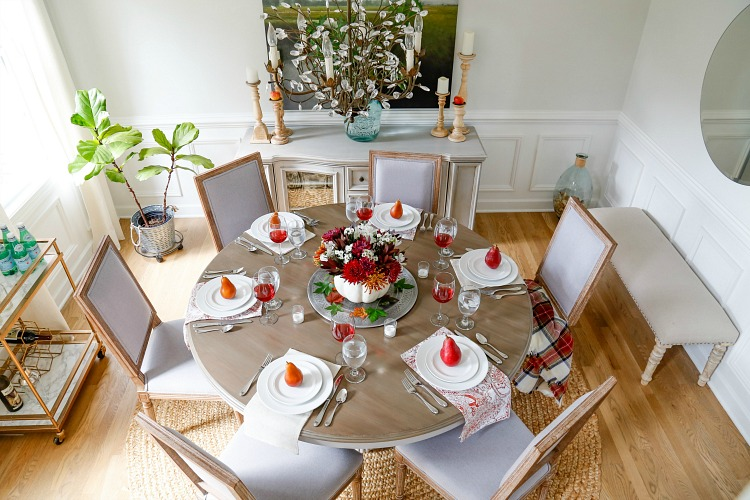23 Stunningly Beautiful Decor Ideas For The Most: 23 Beautiful Thanksgiving Table Ideas
