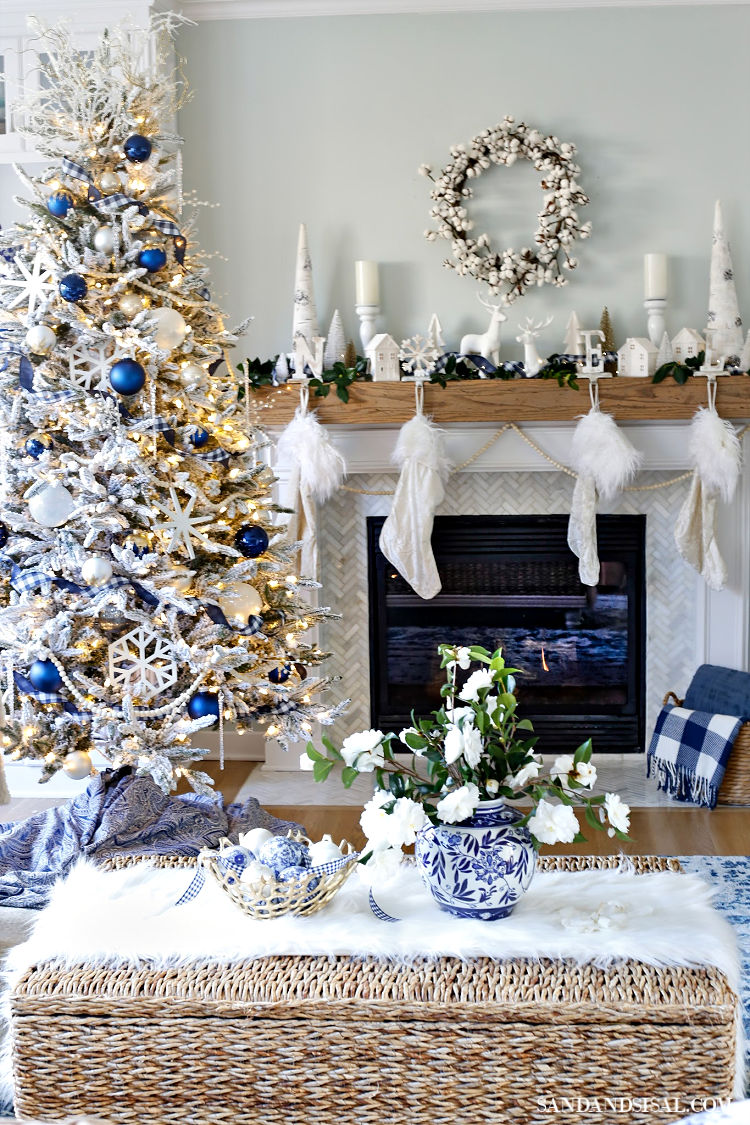 A Very Merry Blue Christmas Tour Sand and Sisal