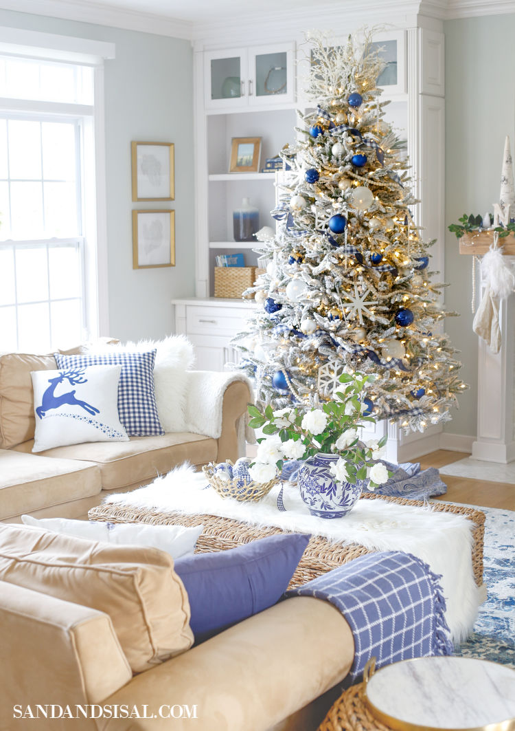 A Very Merry Blue Christmas Tour Sand And Sisal